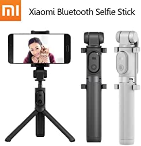 Pau de Selfie Xiaomi Mi Tripod Tripe sctick Preto: Amazon
