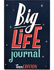 Big Life Journal - Teen Edition: A Growth Mindset Journal – Interactive Journal for Teens with Writing Prompts – Journal for Teens & Tweens – Inspirational Goal Planner Guided Journal