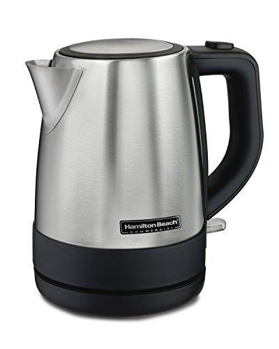Hamilton Beach Commercial HKE110 1 Liter Hot Water Tea Kettl