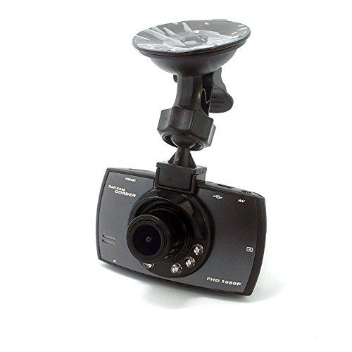 (Lwj Driving recorder dual lens G11/G30 1080P 2.7 inch HD screen big eyes HD wide-angle night vision parking monitoring, WDR)