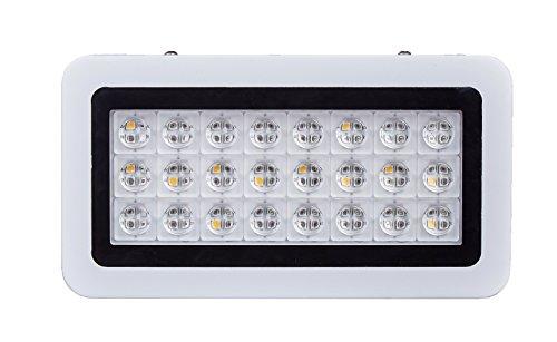 BloomGrow 300w LED Grow Light+36''X20''X63'' Grow Tent+4