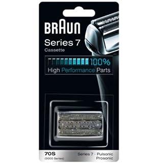 Braun Afeitadora Series 7 años 70 piezas de repuesto, papel ...