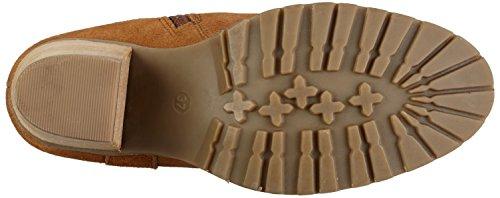Bianco Women's Long Suede Boot JJA16 Long Boots Brown - Braun (24/Light Brown) PVhnBdVxW