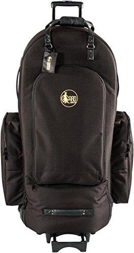 Gard 4/4 Medium Frame Tuba Wheelie Bag 63-WBFSK Black Syn...