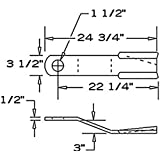 750788 Terrain King Rotary Cutter Models X5 TK15 Terrain King 750788