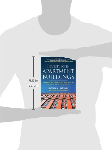 41qtrVQok6L - Investing in Apartment Buildings: Create a Reliable Stream of Income and Build Long-Term Wealth