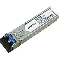 Alcatel SFP-GIG-LX SFP (mini-GBIC) transceiver module - 1000Base-LX - LC single mode - plug-in module - up to 6.2 miles - 1310 nm