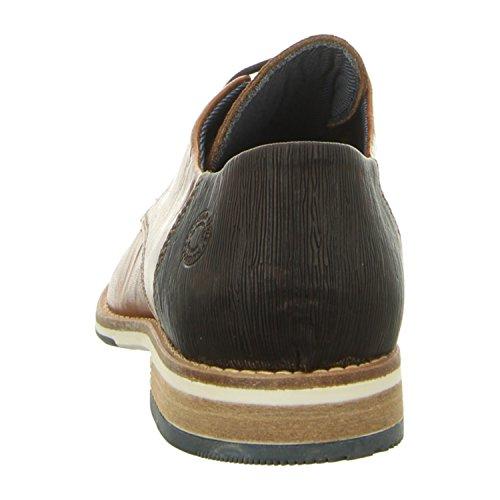 BULLBOXER 773k25779cavco - Zapatos de cordones de Piel Lisa para hombre avco