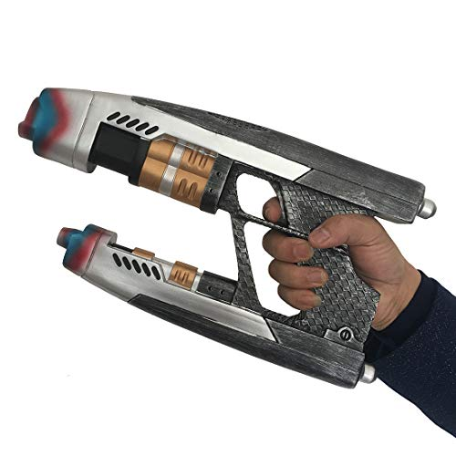 Yacn Star Lord Gun Blaster Cosplay Replica for Guardians of The Galaxy Peter Quill Gun Weapon (1)