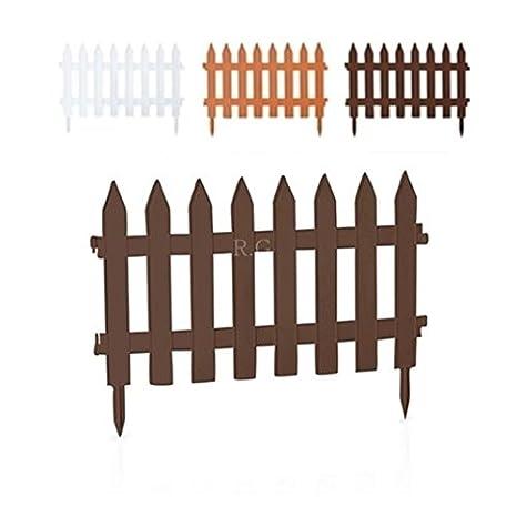Steccato Da Giardino Recinto Recinzione Ornamentale