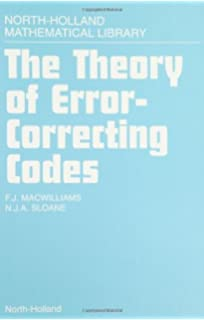 Error control coding 2nd edition shu lin daniel j costello the theory of error correcting codes volume 16 north holland mathematical library fandeluxe Images