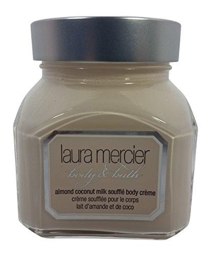 Laura Mercier Body & Bath Almond Coconut Milk Souffle Body Creme (6 ounce)