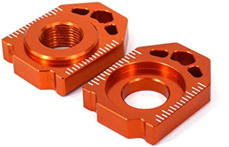 Orange Rear Wheel Spacer Hub Collars Replace KTM 125-450 XC-F 2013-2014 125-450SX//SX-F,All SX//SX-F//XC//XC-F 2013-2018,Husqvarna TC//TX//FC//FX 125-450 2016 2017 2018