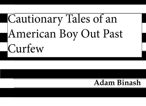 Cautionary Tales of an American Boy Out Past Curfew PDF