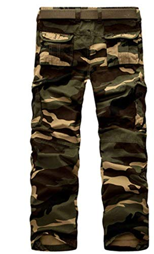 Camouflage Pour De En Coton Plein Survêtement Air Style Nvfshreu Pantalon Hommes Simple Cargo Chino qfIgOgwZz