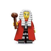 Lego 71000 Series 9 Minifigure Judge