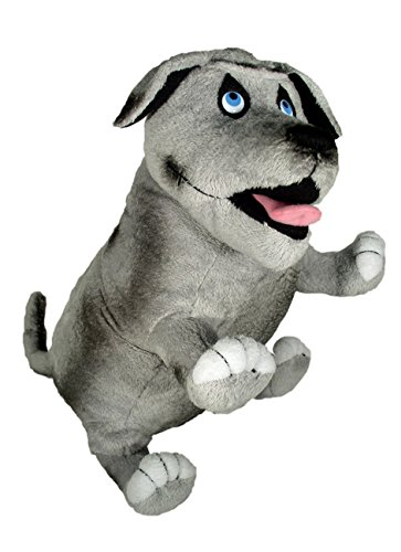 MerryMakers Walter the Farting Dog Plush Toy, 18-Inch