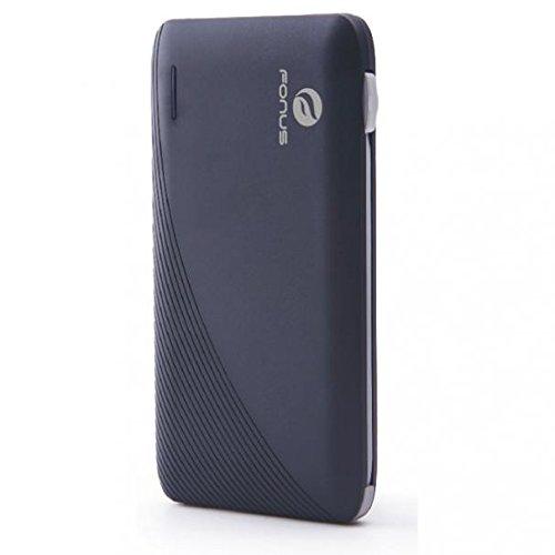 on sale 0b91b cf570 Amazon.com: Slim 10000mAh Portable Battery Charger Backup Power Bank ...