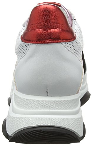 Steve black Madden Sneaker Baskets Mehrfarbig Zela 010 p Femme Multi 01n4d0xw