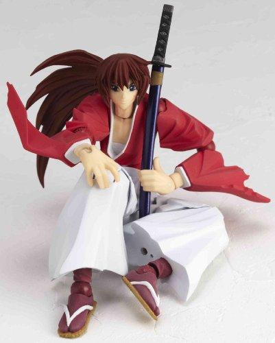 Rurouni Kenshin Revoltech Super Poseable Action Figure
