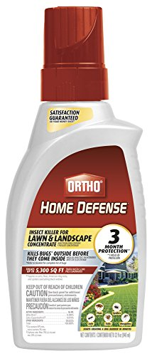 Ortho 0174810 Concentrate Home Defense Insect Killer And Repellent For Pest-Free Lawn Landscape Protection ()
