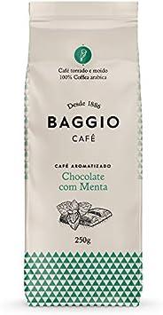 Café Torrado e Moído Aroma de Chocolate com Menta Baggio Café 250g
