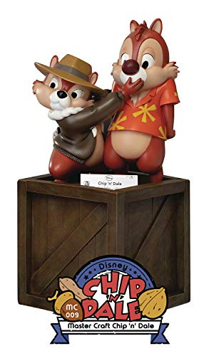 Beast Kingdom Disney Chip 'n' Dale MC-009 1:4 Scale Master Craft Statue