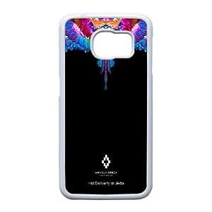 Samsung Galaxy S6 Edge Phone Case White MARCELO BURLON JKKP7454591