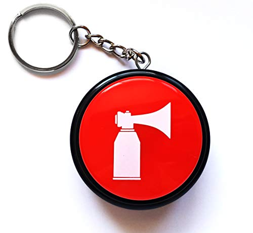 MOPAL Hype Airhorn Office Toy, Batteries Included