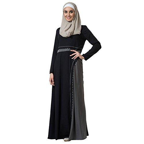 Multi East Durchgehend Kleid Essence Damen fqSfRwp