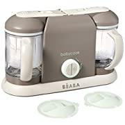 BEABA Babycook Pro 2X, Latte Mint