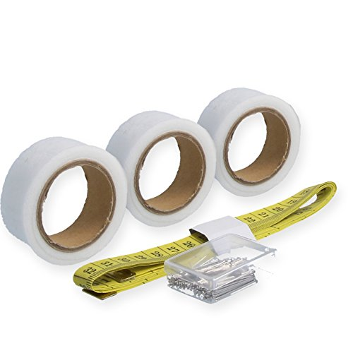 24m ruban thermocollant kit–Extra Fort Wonder Web
