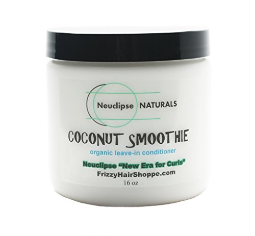 Frizzy Hair Shoppe, Neuclipse Naturals Coconut Smoothie O...