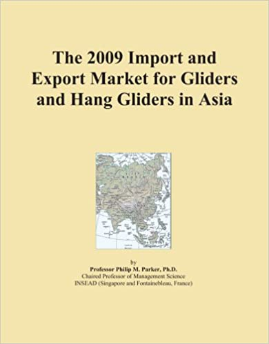 The 2009 Import and Export Market for Gliders and Hang