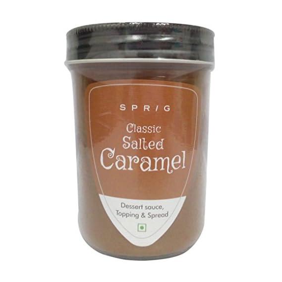 Sprig Salted Caramel - Classic, 290g Jar