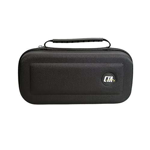 CTA Digital Hard-shell EVA Travel Case for Nintendo Switch