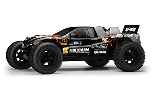HPI Racing 112878 E-Firestorm RTR Flux Vehicle from HPI Racing