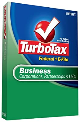 TurboTax Business + eFile 2008