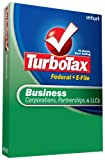 Software : TurboTax Business + eFile 2008 [OLD VERSION]