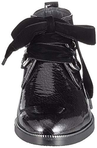 Boots FemmeNoir Maripé 27289 Chelsea PikuwOXZTl