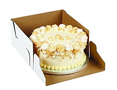 Wilton 2-Pack Corrugated Cake Box