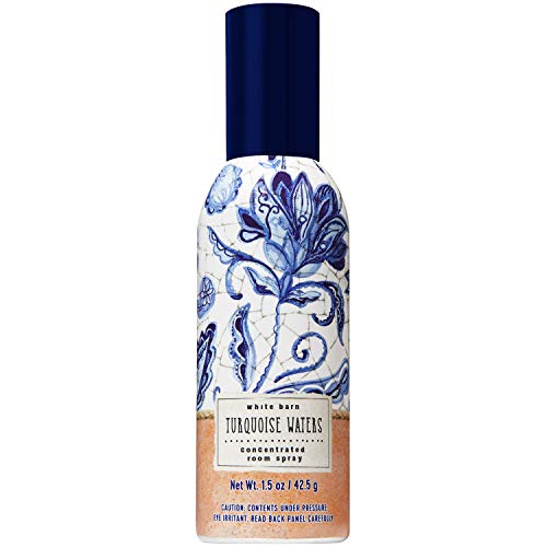 Bath and Body Works Turquoise Waters Concentrated Room Spray 1.5 Ounce (2019 Edition)