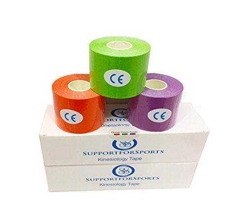 Guide Combo Pack - Support for Sports Kinesiology Tape 2