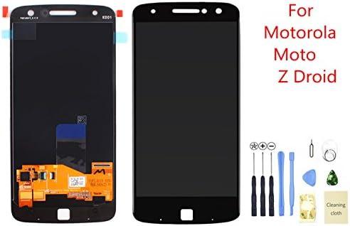 Eachbid - Pantalla LCD para Motorola Moto ZDroid Edition XLTE ...