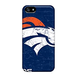ZachDiebel Iphone 5/5s Excellent Hard Phone Cases Support Personal Customs Fashion Denver Broncos Pattern [Omi8910KGFN]