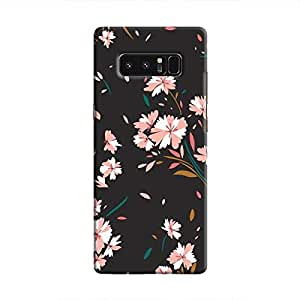 Cover It Up Flower Bunch Hard Case For Samsung Galaxy Note 8