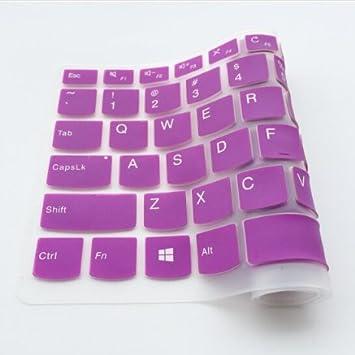 Generic teclado dustcover, color morado: Amazon.es: Electrónica