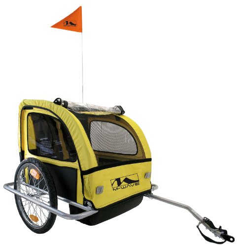 M-Wave Child & Luggage Bicycle Trailer