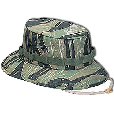 ROTHCO JUNGLE HAT - TIGER STRIPE