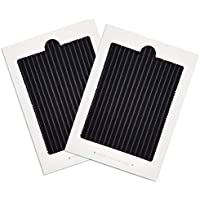 Geengle 2-Pack Frigidaire Pure Air Ultra PAULTRA Air Filter Replacement, Also Fits Electrolux EAFCBF SCPUREAIR2PK 242047801 242047804 242061001 241754001 241754002 PS1993820 7241754001 SP-FRAIR